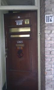 Foto's van Huizen en straten uit Zoetermeer - Weteringkade 117