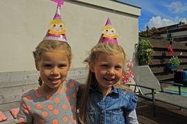 Foto's van Verjaardag uit Haarlem - Fenne 4 jaar