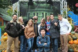 Foto's van Evenement uit Biddinghuizen - Halloween Fright Night - 12 oktober 2013