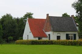 Foto's van Huizen en straten uit Westervoort - Huize Vredenburg te Westervoort