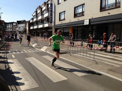 Foto's van Atletiek uit Brunssum - Parelloop - 10 km -  Prestatie & Recreatie Run - 7 april 2013