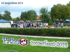 Pathmos zomerfeest 2014 - 24 augustus