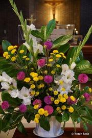 Foto's van Verjaardag uit Krommenie - 23-08-2015 60 Jaar Kerk Na de viering