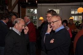 Foto's van Mensen uit Hengelo OV - Bijeenkomst Vöggelhoes Old Stars 4 februari 2015