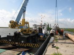Foto's van Boot uit Urk - Diverse werkzaamheden Hakvoort Vletverhuur Urk