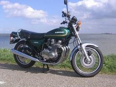 Foto's van Motor uit Monnickendam - Mijn kawasaki Z1000