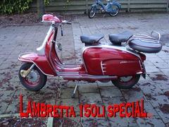Foto's van Scooter - Lambretta Li150  Spec