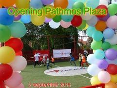 Opening Pathmos Plaza - 2 september 2015