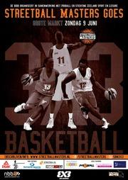 Foto's van Basketbal uit Goes - Streetball Masters Goes