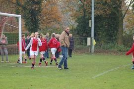 Foto's van Voetbal uit Enschede - Voetbal MD1 - 22 november 2014