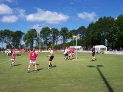 Foto's van Korfbal uit Hoevelaken - NK 13 juni - Foto's van Dijk