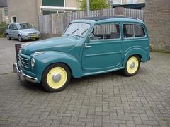 Foto's van Fiat uit Hoevelaken - Fiat 500 C Topolino Belvedere
