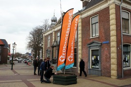 Foto's van Evenement uit Lemmer - Koningsdag ,opendag reddingsmaatschappij,Fancyfair 27 april 2013