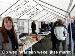 Foto's van Nieuws uit Enschede - De Pathmosmarkt - Op weg naar een wekelijkse markt