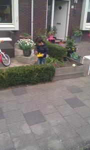 Foto's van Huizen en straten uit Heerhugowaard - Fie Carelsentuin 2012