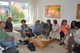 Foto's van Verjaardag uit Haarlem - Feest Raymond 50 - 15 augustus 2015