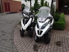Foto's van Scooter uit Emmen - hunebedrit - 22-23 juni 2013