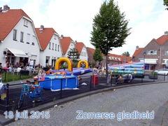 Foto's van Nieuws uit Enschede - Vakantieactiviteiten Kidsplein Pathmos - 18 juli 2015
