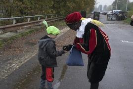 Intocht Sinterklaas Tilburg 2013