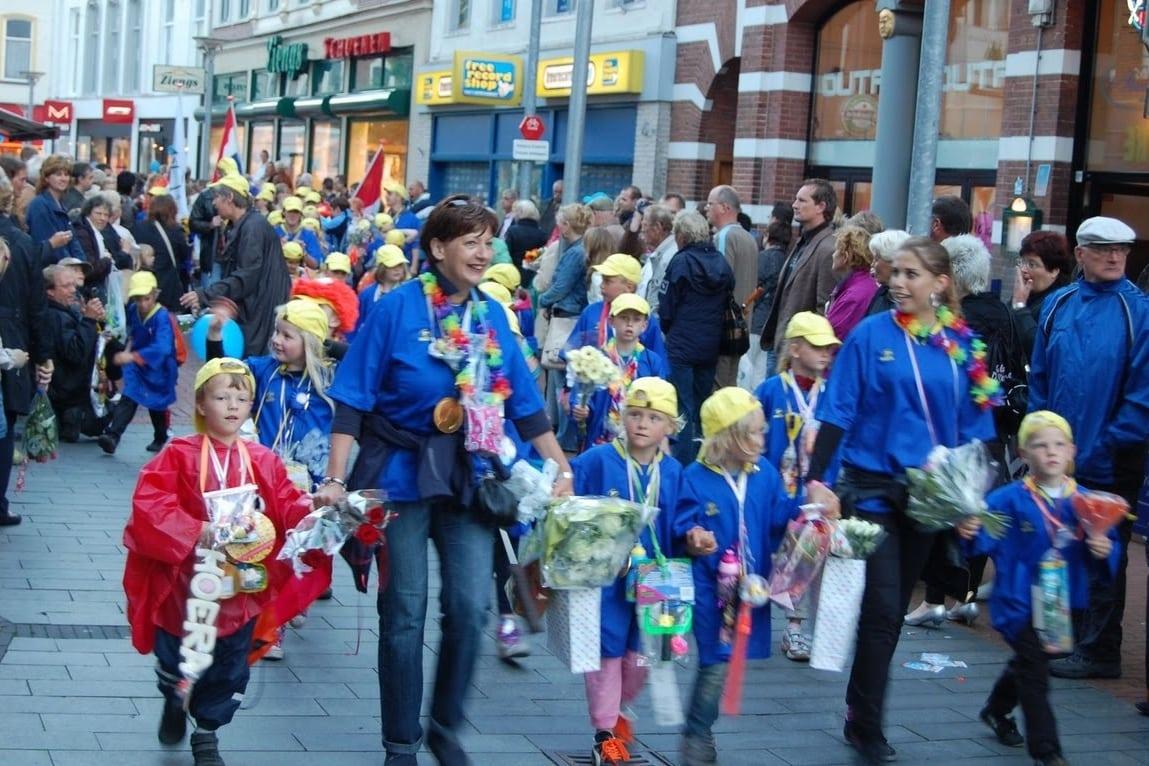 Avond4daagse OBS 2010