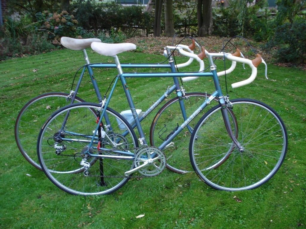 5 Teams. 5 Cities. The ultimate urban utility bike.