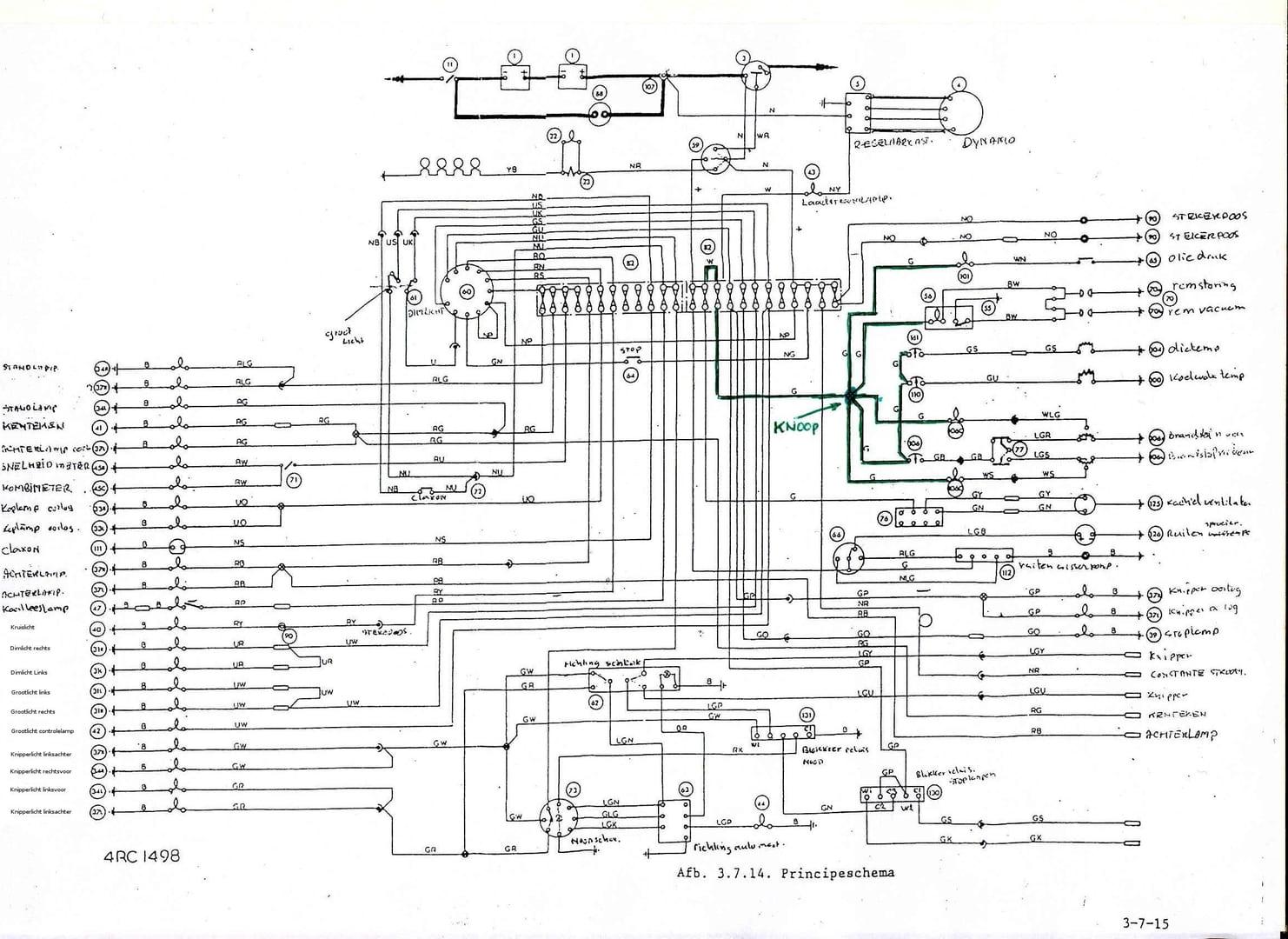 Niedlich Schematisch Elektrisch Galerie - Schaltplan Serie Circuit ...