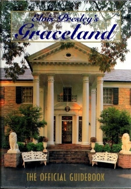 Boek: Elvis Presley's Graceland - The official guidebook