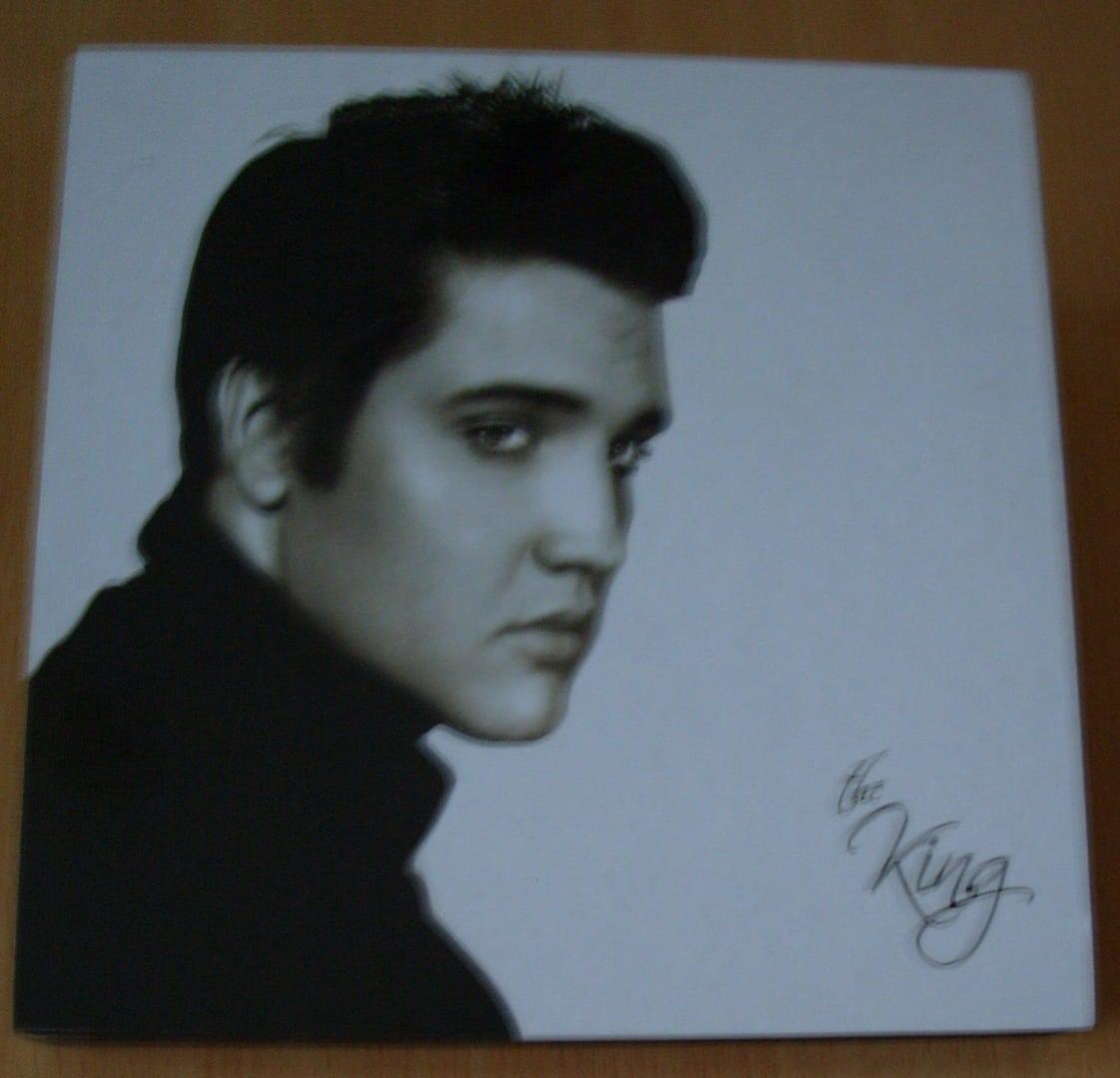 Elvis Presley Schilderijtje