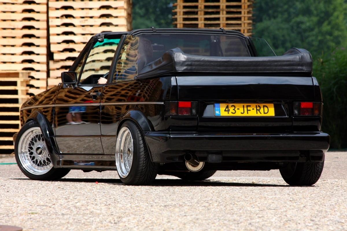 golf 1 cabrio g60 sportline ook g60 op. Black Bedroom Furniture Sets. Home Design Ideas