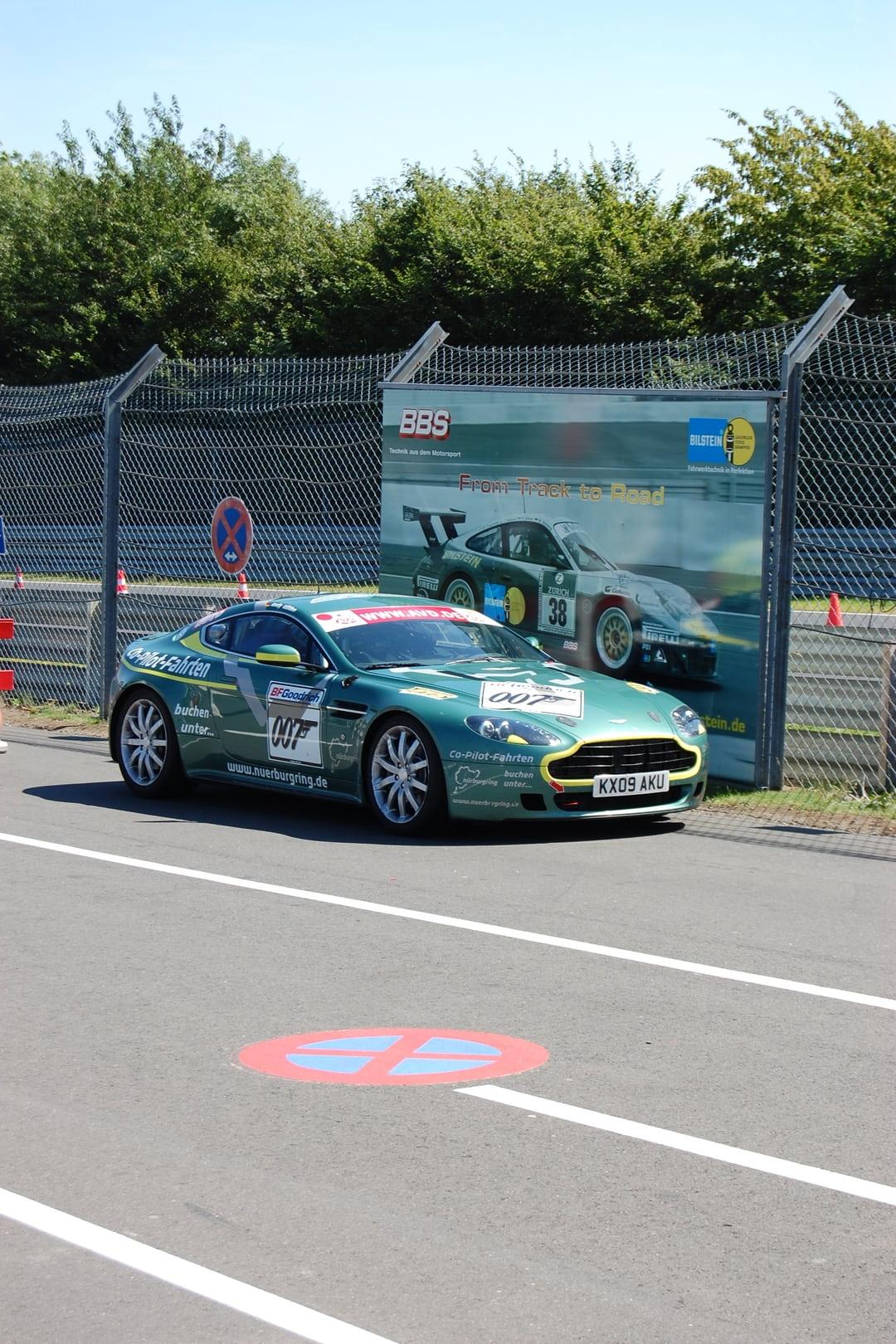 Aston Martin V8 Vantage N24: