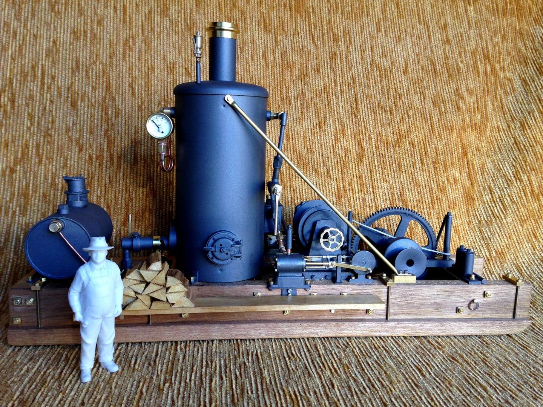 tacoma steam donkey