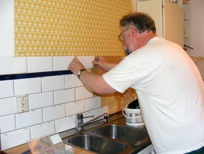 Keukentegels op spaanplaat?   Pagina 2   ZwedenWeb Forums
