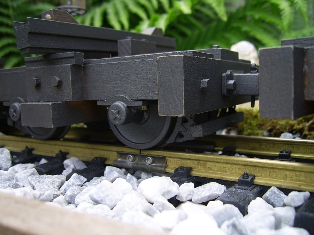 disonnect logging car