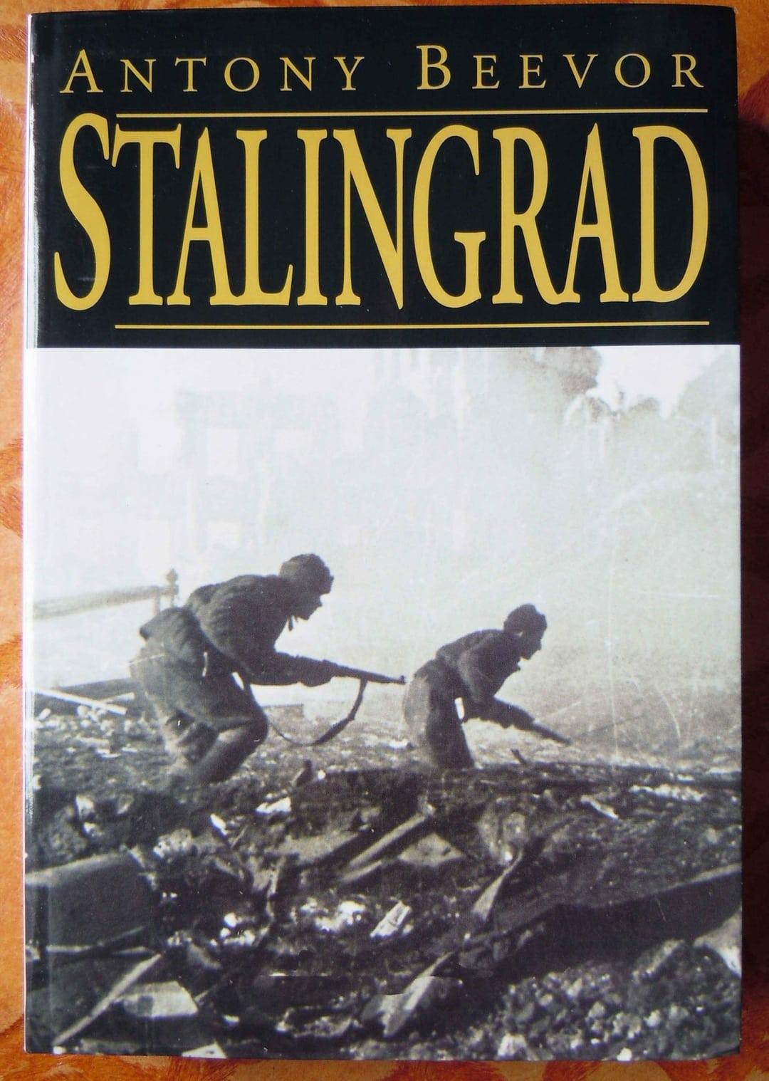 antony beevor stalingrad håndværker dating