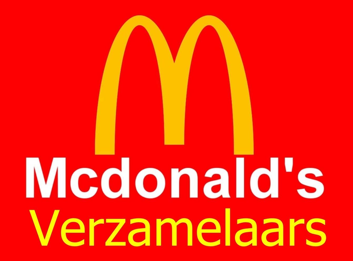 McDonalds Verzameling