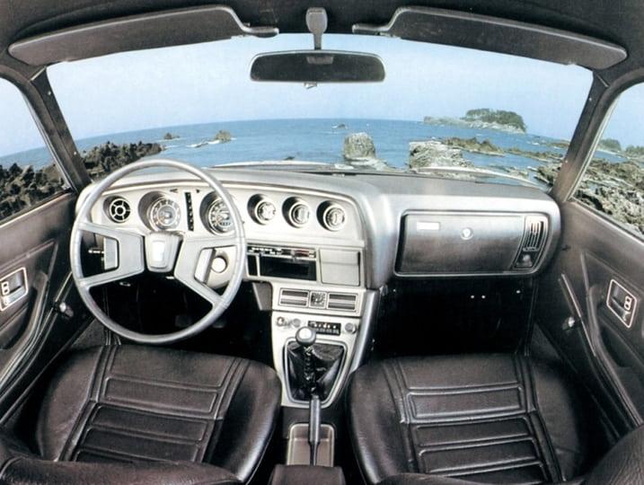Mazda 929 Sedan 1973-78
