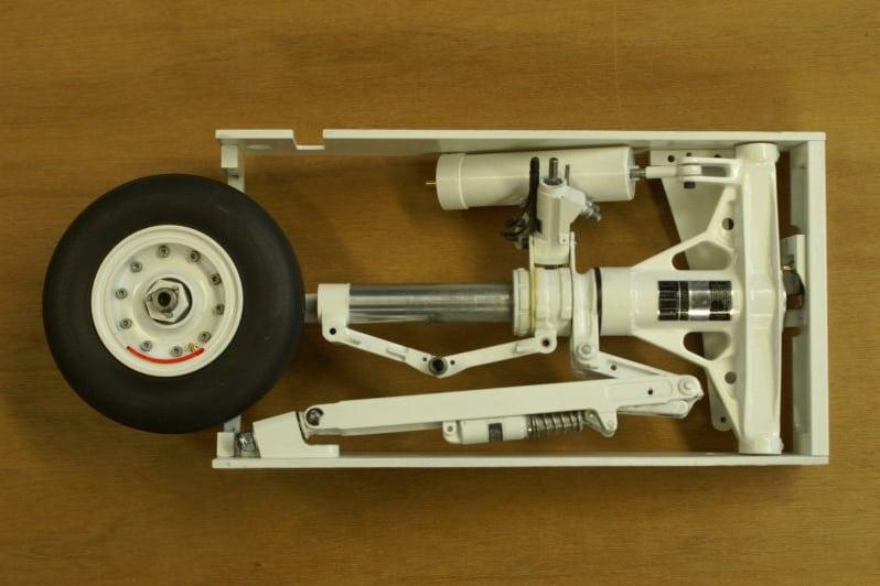F16 Nose landinggear ready