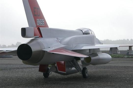 Both F16's