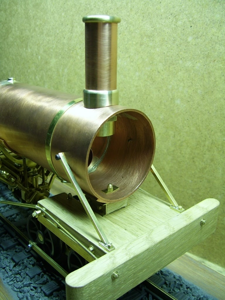 heisler live steam project
