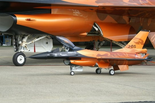 F16 Visit Leeuwarden