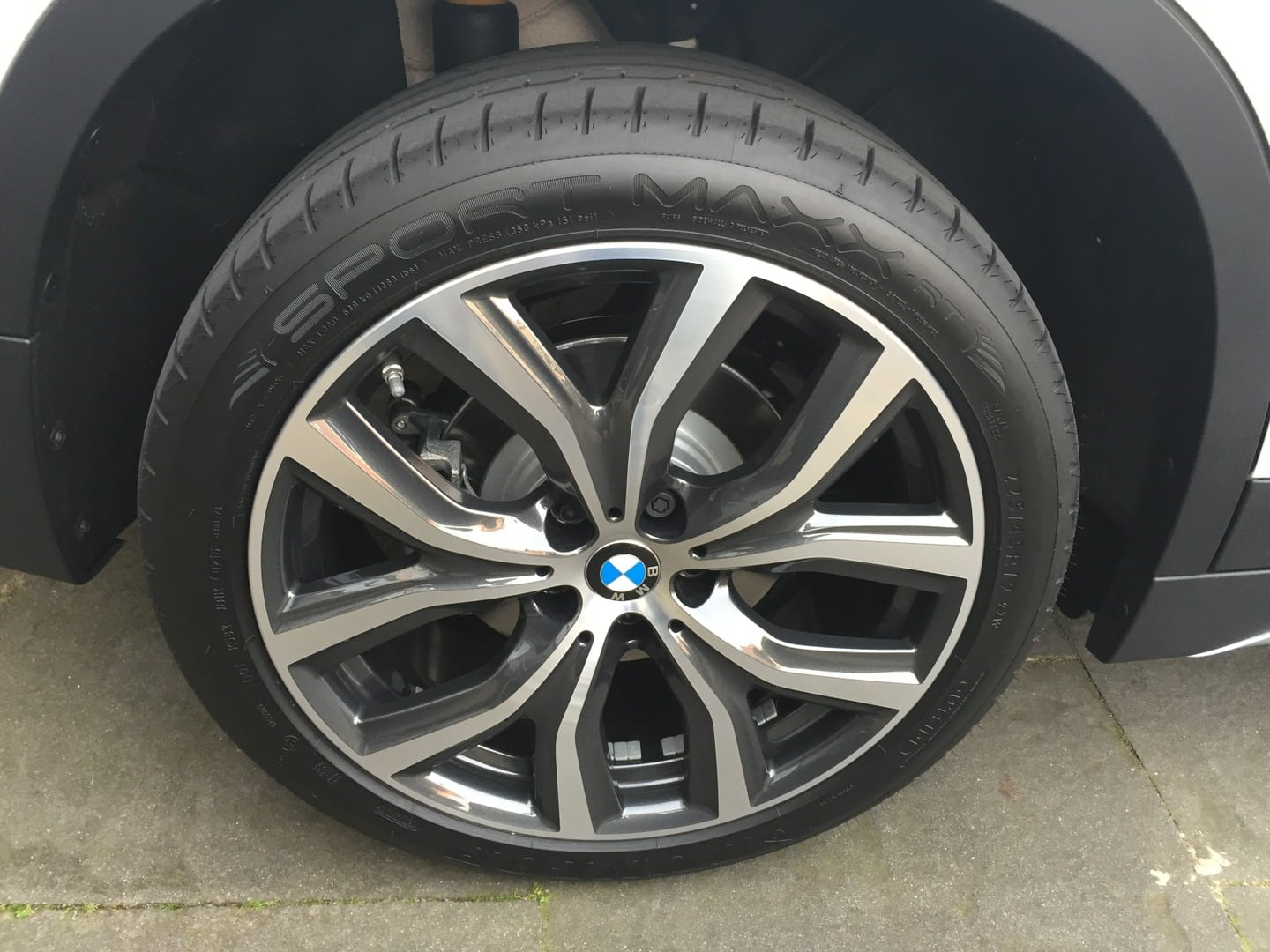 Switched To NON RUN FLAT TIRES - Bmw 328i run flat tires