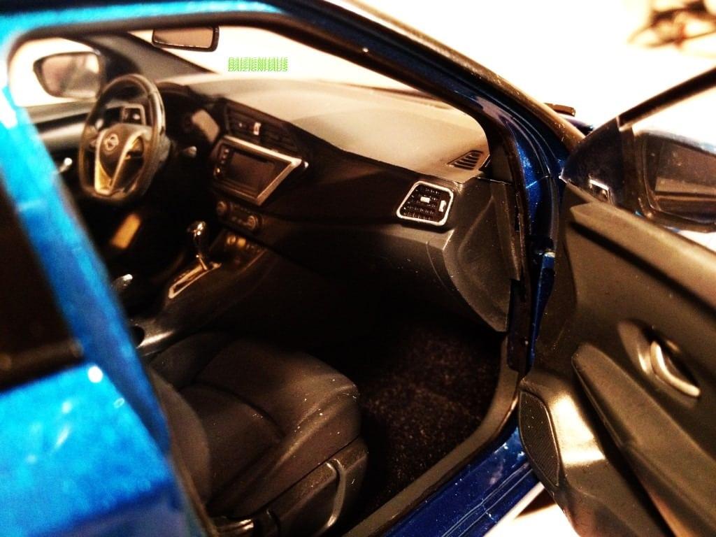 1/18 2016 Nissan Lannia(Bluebird) DE..by Paudi Model for ...