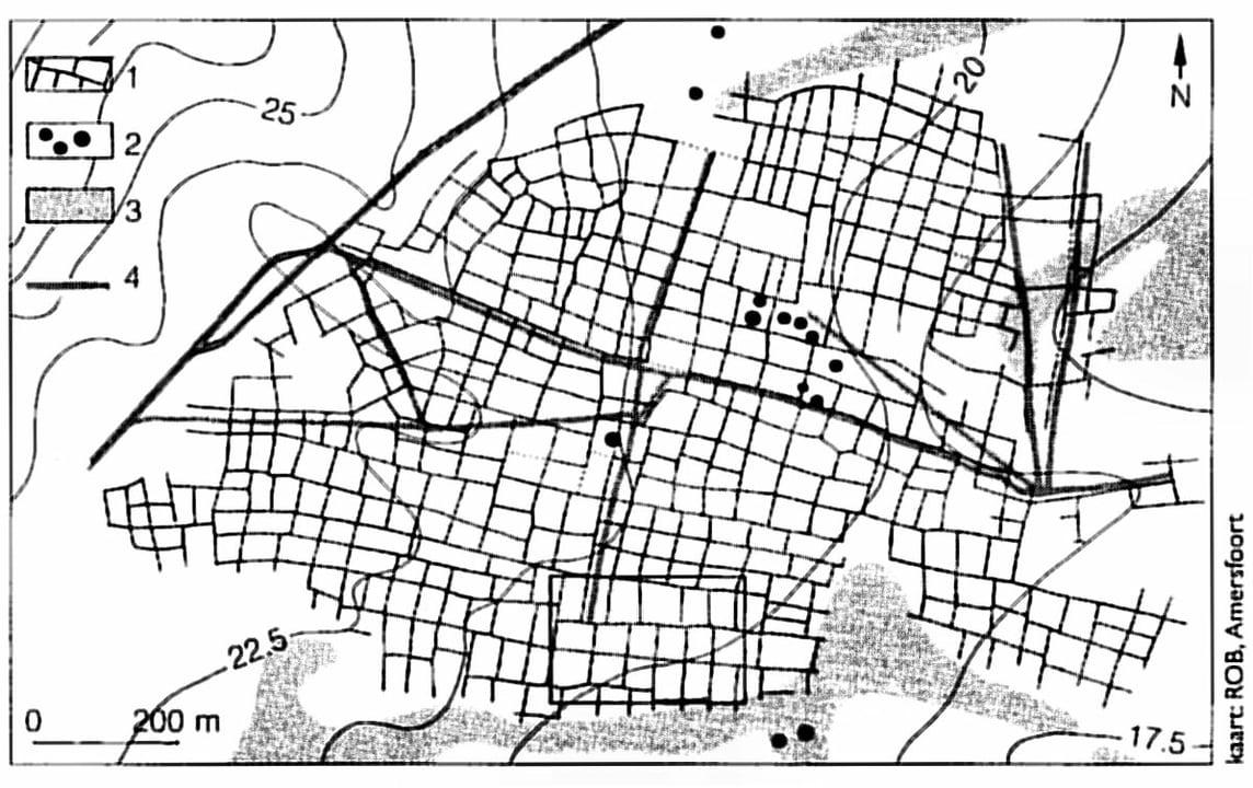 toon utrechtse heuvelrug op kaart
