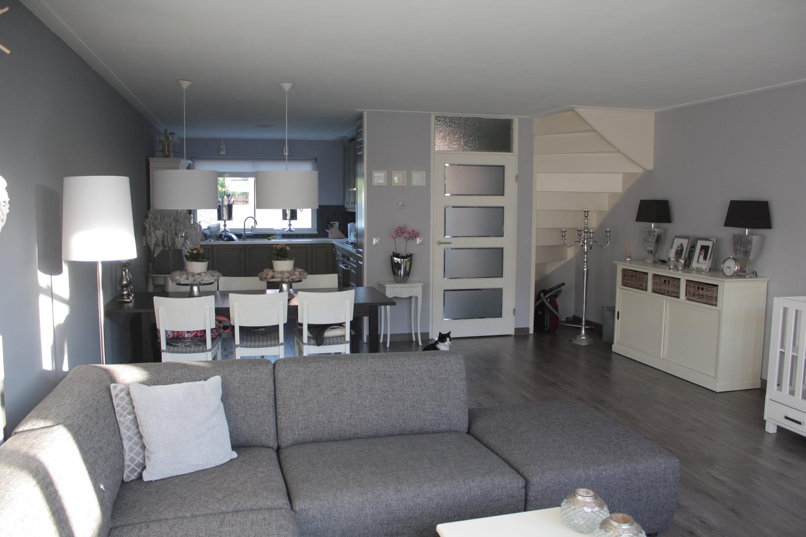 Decoratie ideeen woonkamer - Huis idee ...