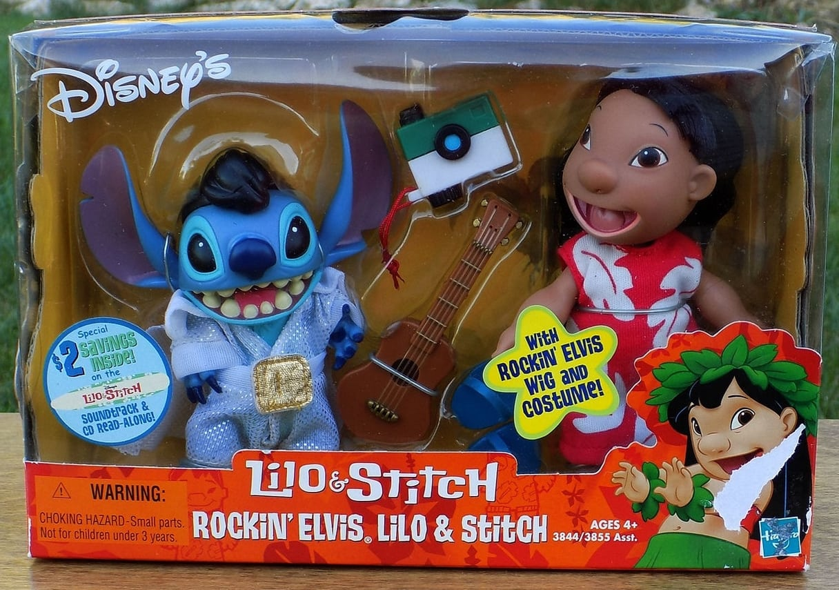Speelset Lilo & Stitch