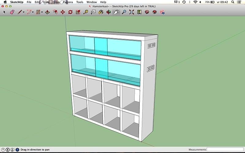 project hamsterkast af inrichting hamsterforum. Black Bedroom Furniture Sets. Home Design Ideas