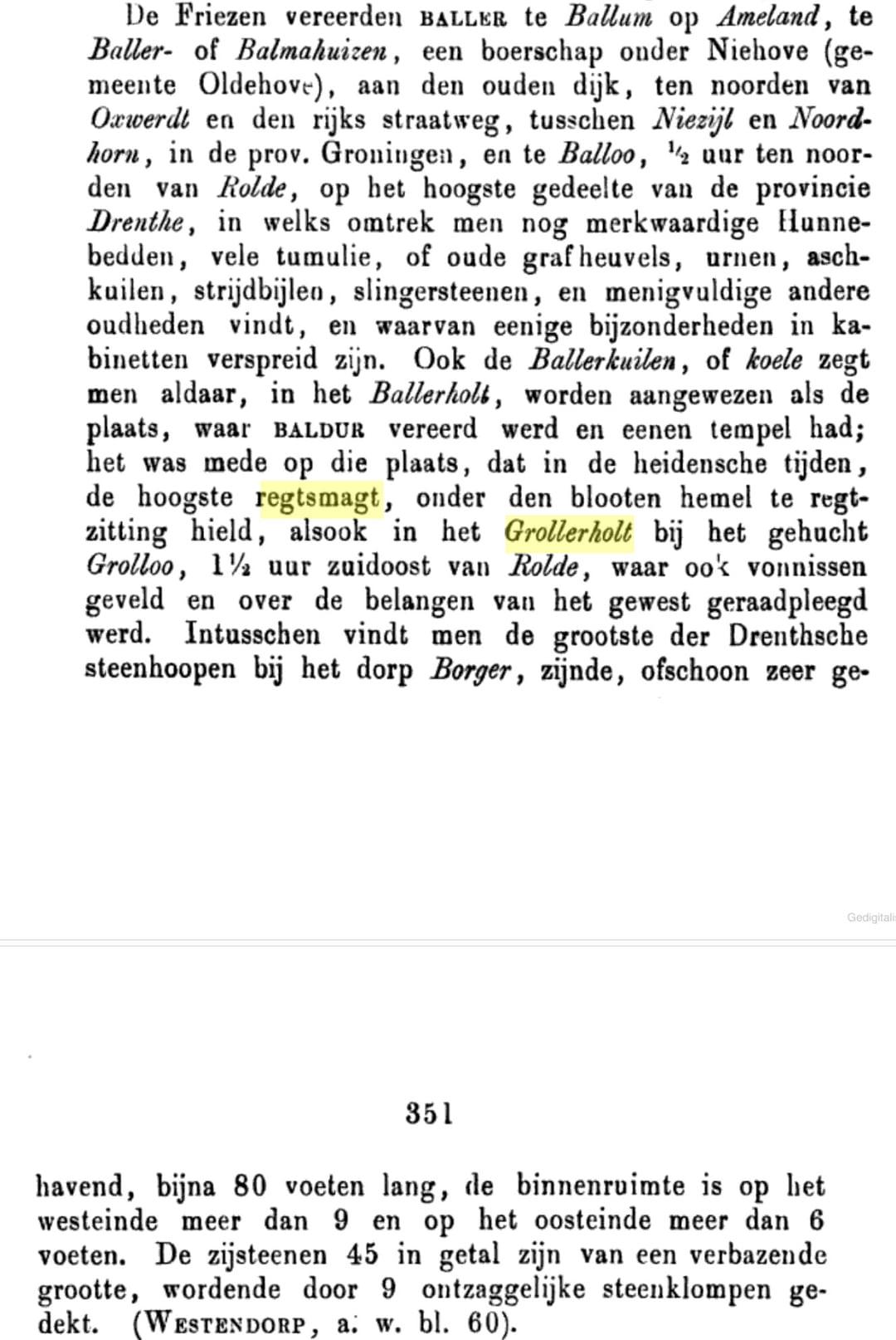 1860 boek Grollerholt