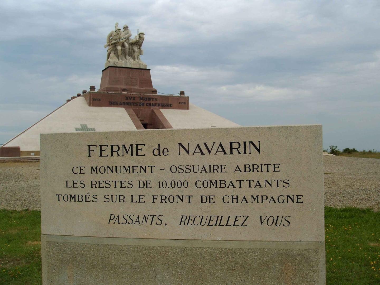 Ferme de Navarin ossuarium