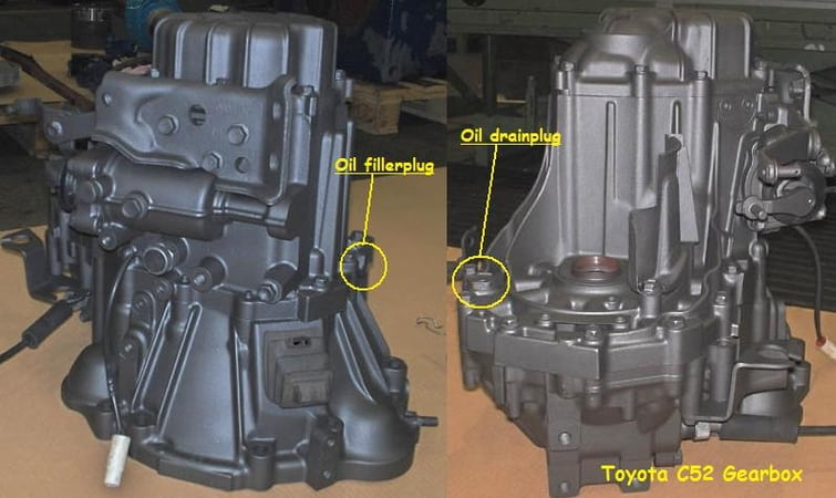 GroteFoto WG7GC8G3 please help to locate manual transmission fill and drain plug