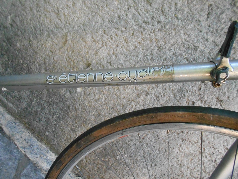Saint Etienne Cycles 1979 GroteFoto-6OSCTH7N